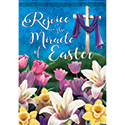 """Miracle Of Easter"" Dura Soft™ Flag"