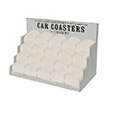 Counter Top Bulk Car Coaster Display